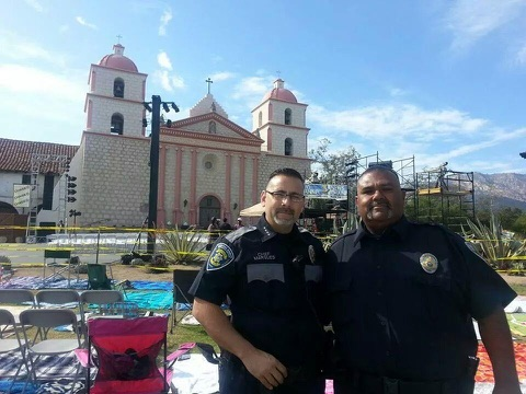 Santa Barbara Fiesta Event Security
