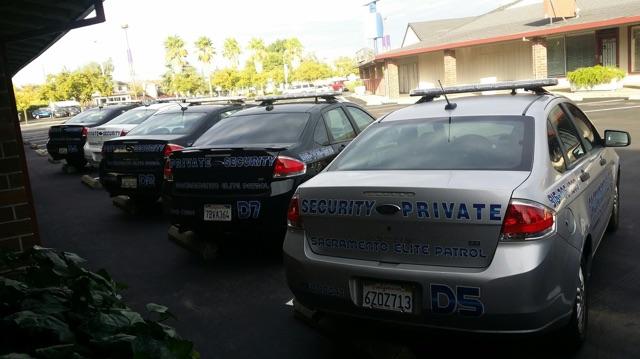 Mobile Patrol Service in Sacramento