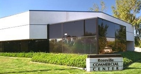 Roseville Commercial Center