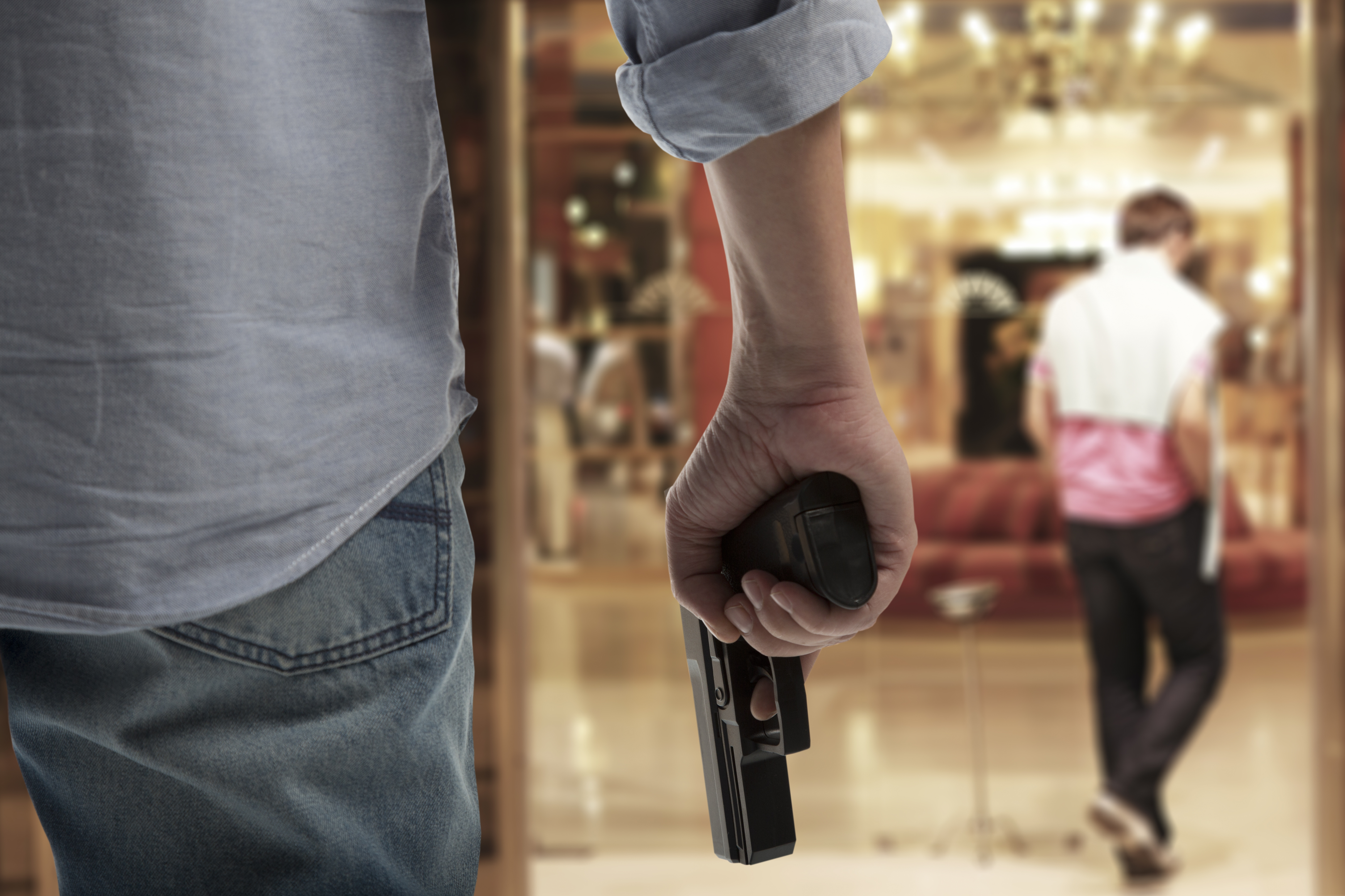 How to Prevent and Survive a Random Active Shooter Incident