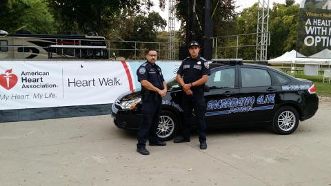 event security heart walk 2